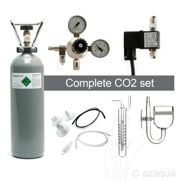 CO2 toevoegen