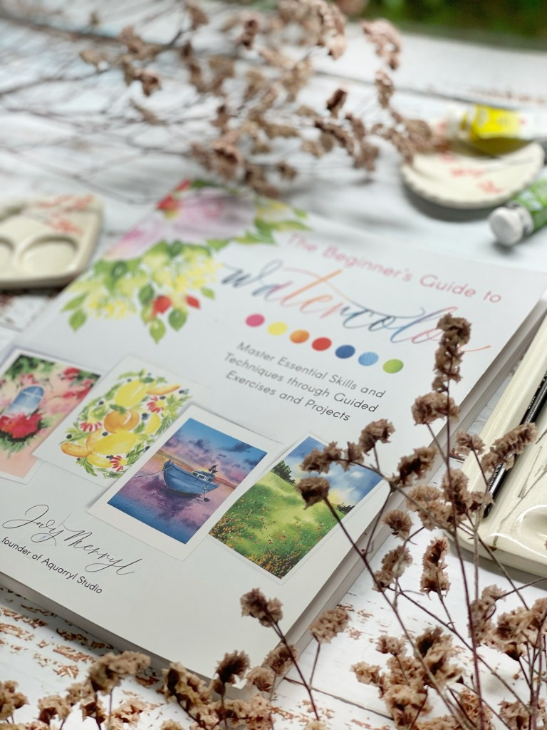The Beginner's Guide to Watercolor Cover