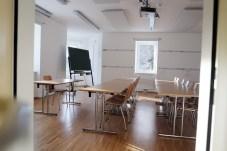 Seminar room, Biological Station