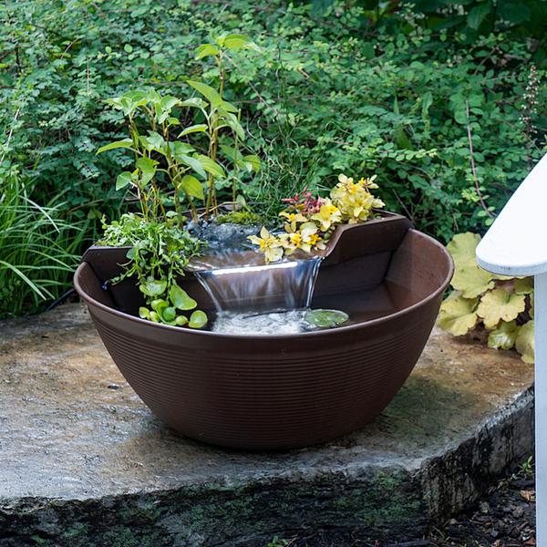 aquascape aquagarden mini pond kit