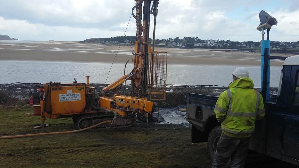 Borehole Drilling Cornwall