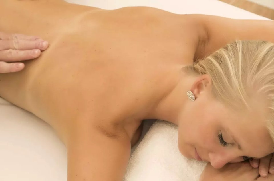 CBD Massage Benefits at AQUA Spa