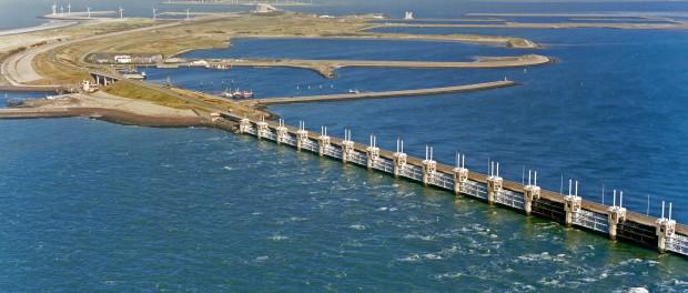 Delta Works, modelul olandez împotriva naturii dezlănțuite!