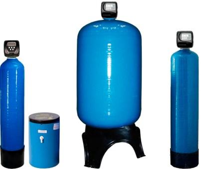 фільтри видалення заліза і марганцю з води