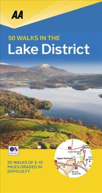 50 walks in the Lake Districttt