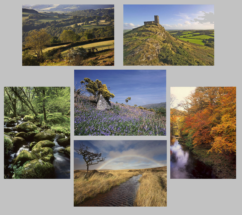 Dartmoor Multicard greetings cards pack