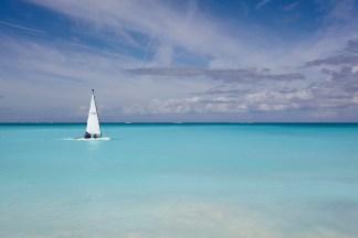 Caribbean Sailing print