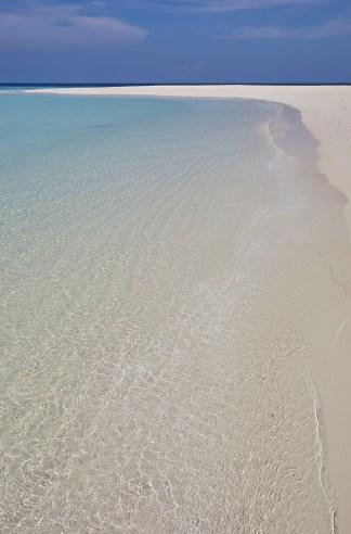 Maldives Sand Bar print