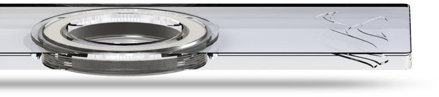 Utermöhl Base plate, Utermöhl ring