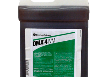 Should I use DMA-4 for my lake weeds?