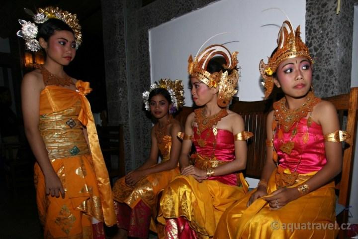 Balijské tanečnice