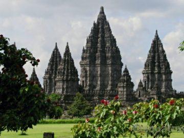 Prambanan největší chrám hindu světa (Unesco)