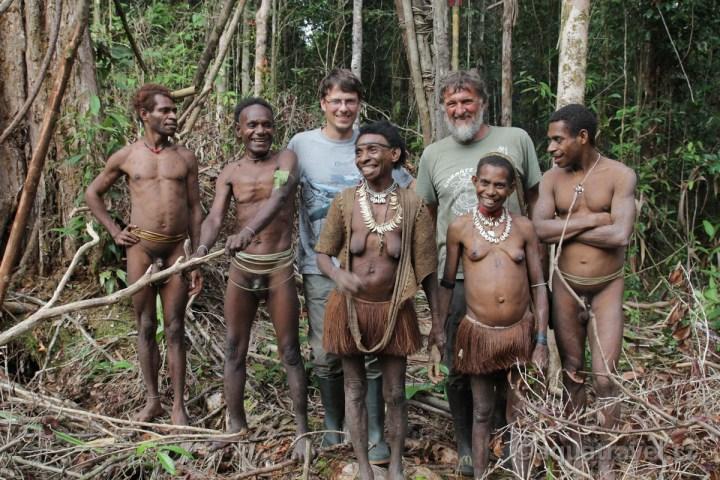 S rodinou Korowajů