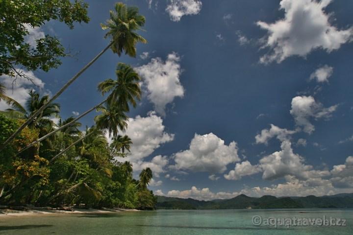 Papua Depapre pláž Harlem