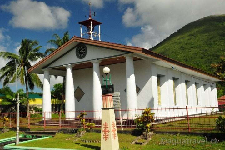 Starý kostel na Banda Neira