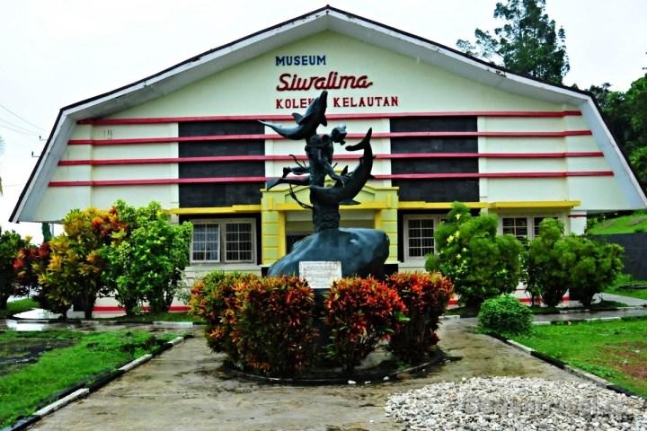 Muzeum v Ambonu