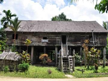 Dlouhý dům Tukang Korik