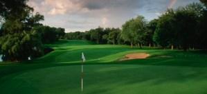Aquatrols Soil Surfactants on golf course