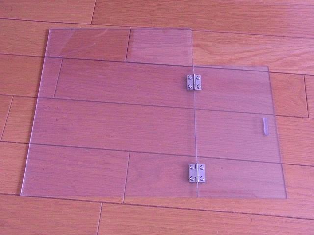 開閉式の水槽フタを自作する方法