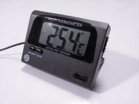 水槽用デジタル水温計なら ニチドウ マルチ水温計がオススメ