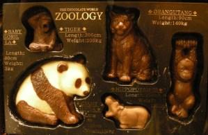 キモいのから可愛いのまで!動物チョコレートで祝バレンタイン♥