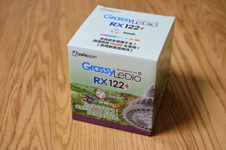 Grassy Ledio RX122 Fresh(グラッシーレディオ RX122 フレッシュ)
