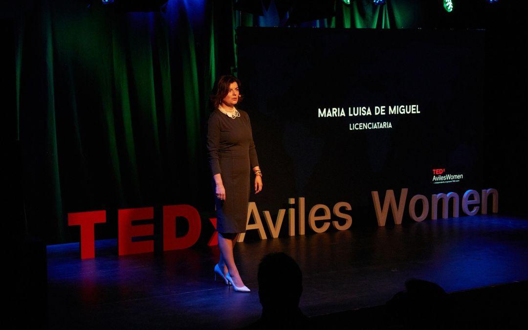 TEDxAvilesWomen 2016, Mujeres Liderando el Milenio