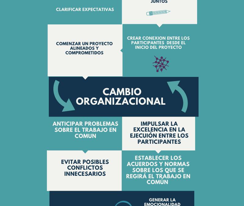 Infografía Alianza Organizacional