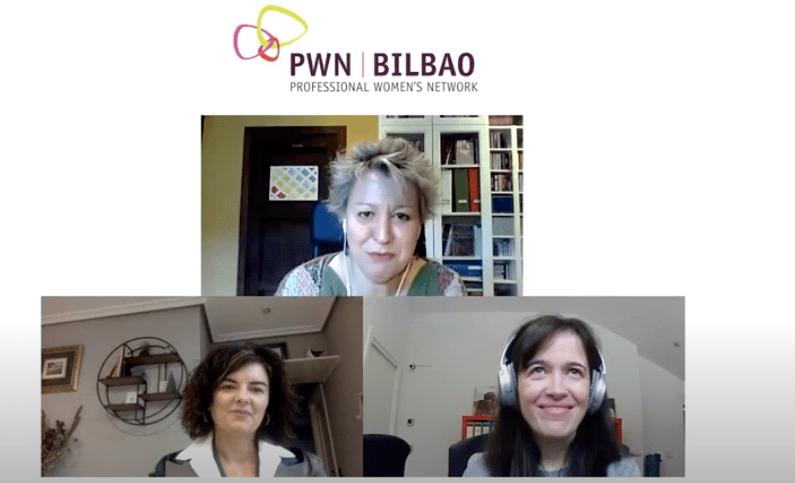 Video Participación en el Encuentro de Expertas en Mentoring de PWN Bilbao