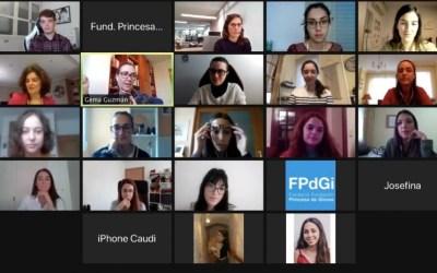 18 Febrero inicio nueva edición Mentoring Grupal #RescatadoresdeTalento con Fundación Princesa de Girona