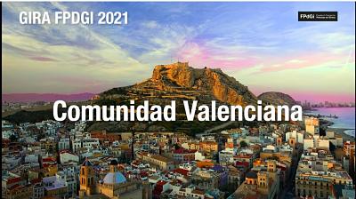 29 de Abril participo en la Gira Premios 2021 de la Fundación Princesa de Girona