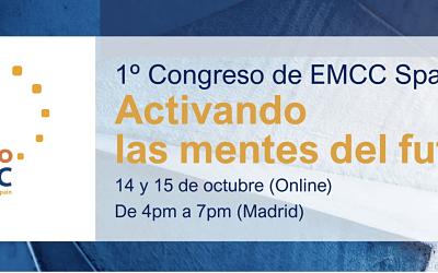 Participo como ponente en el 1º Congreso Mentoring y Coaching EMCC SPAIN 14 y 15 Octubre