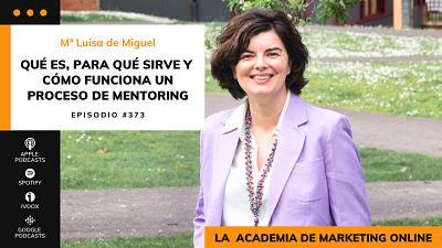 Entrevista sobre mentoring en la Academia de Marketing Online