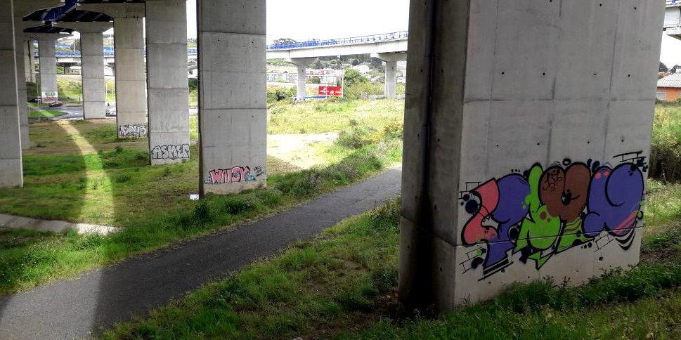 Apuntes dun crítico malandante (II): A Coruña graffiti world