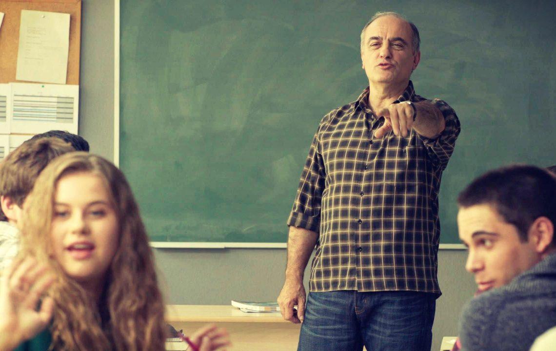 Reflexións sobre educación IV: Merlí e o deber do exemplo no audiovisual