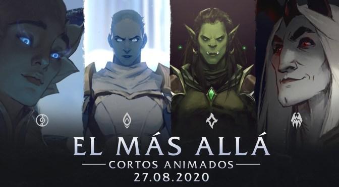 World of Warcraft estrena serie animada en Gamescom 2020