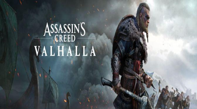 Nuevo trailer de Assassin's Creed Valhalla