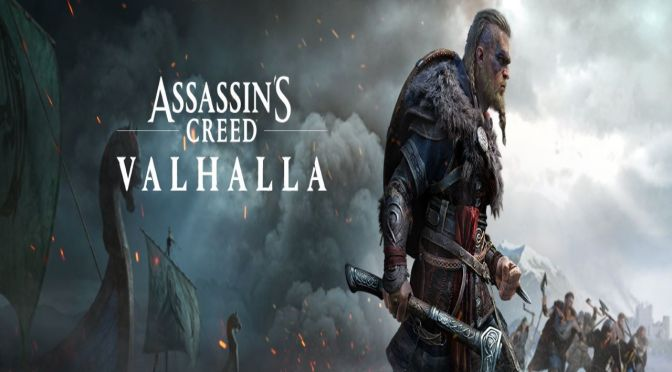 Assassin's Creed Valhalla adelanta fecha de lanzamiento
