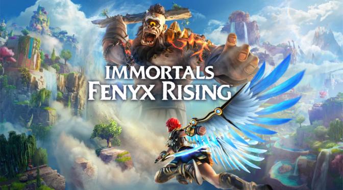 Immortals Fenyx Rising reveló fecha de lanzamiento en Ubisoft Forward