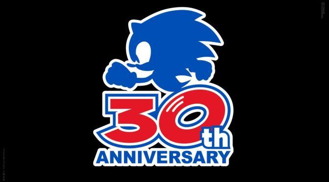 Sonic celebra su 30° aniversario con nuevo logo y enciclopedia para 2021