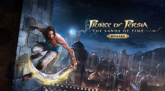 Prince of Persia: The Sands of Time Remake y la reacción de los fans