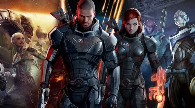 BioWare está trabajando en un nuevo Mass Effect