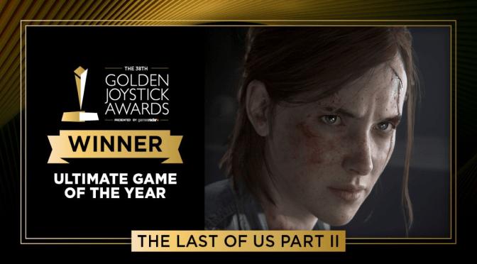 Anunciados los ganadores de Golden Joystick Awards 2020