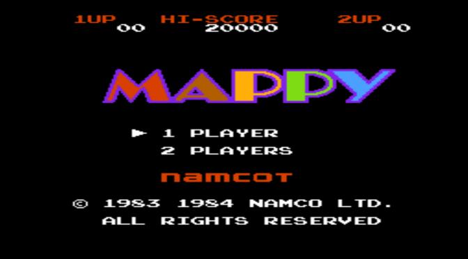 Retrogames: recordamos a Mappy