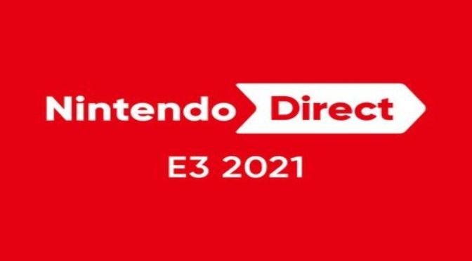 [Resumen] Nintendo Direct E3 2021