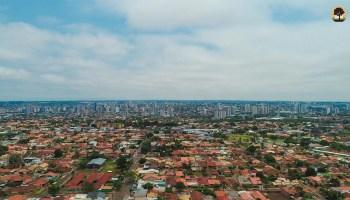 Ruas de Campo Grande
