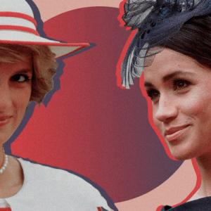 A diferença entre a Princesa Diana e Meghan Markle – uma rede de apoio