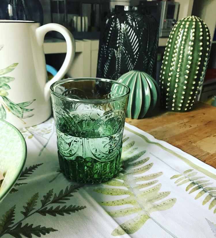 La frescura del verde en tu mesa