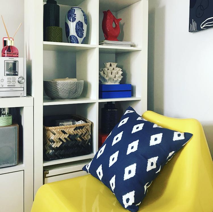 Rincones llenos de color en tu hogar