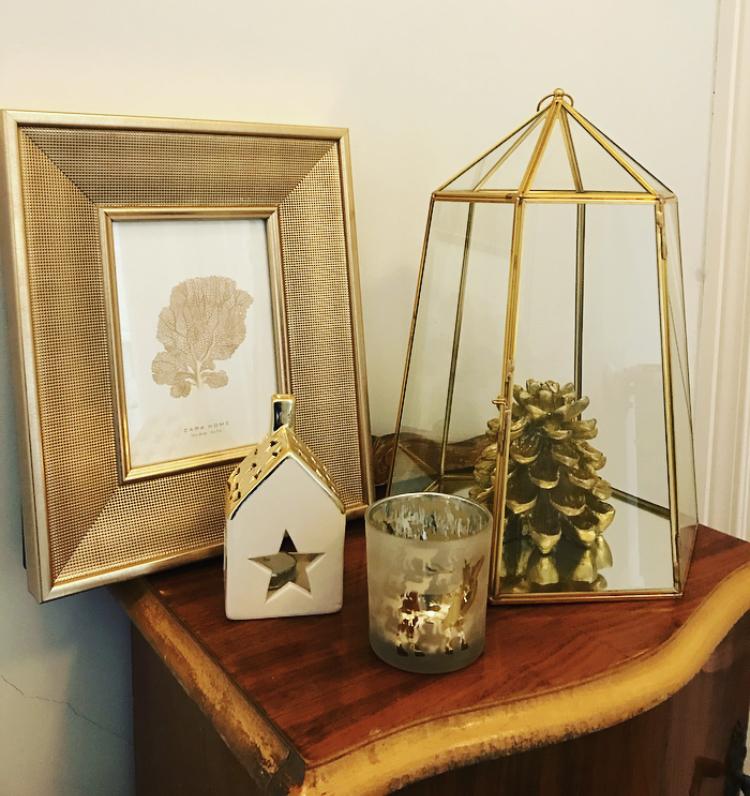 La Navidad en Nuestro Hogar - El Recibidor (Zara Home)